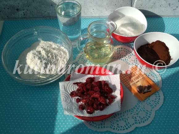 постные кексы пошаговый рецепт