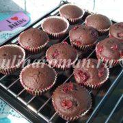 шоколадные кексы постный рецепт