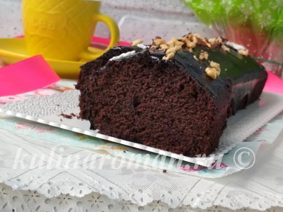 как приготовить шоколадный манник