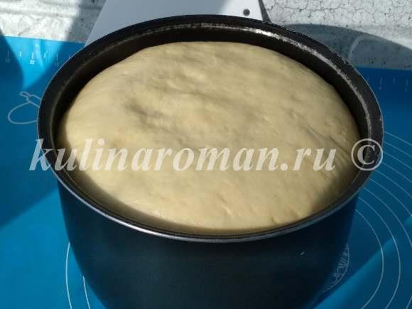 сдобное тесто рецепт
