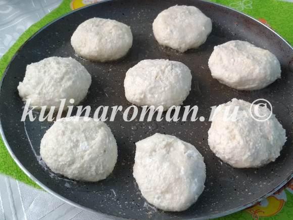 сырники пошаговый рецепт