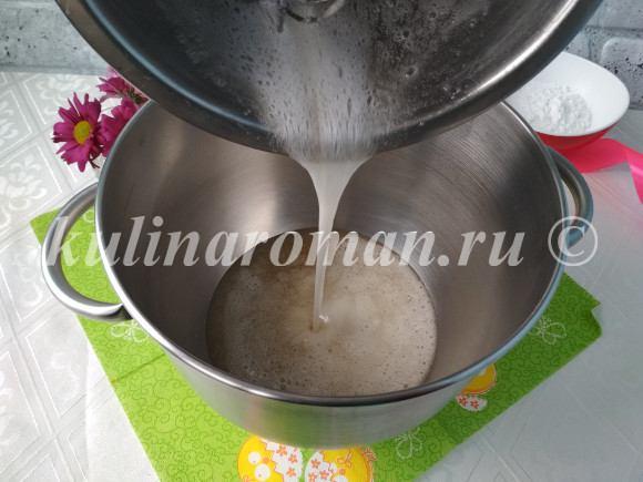 швейцарская меренга пошаговый рецепт
