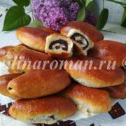 маковые булочки рецепт