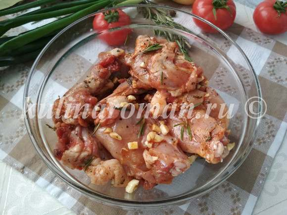 рецепт вкусного кролика