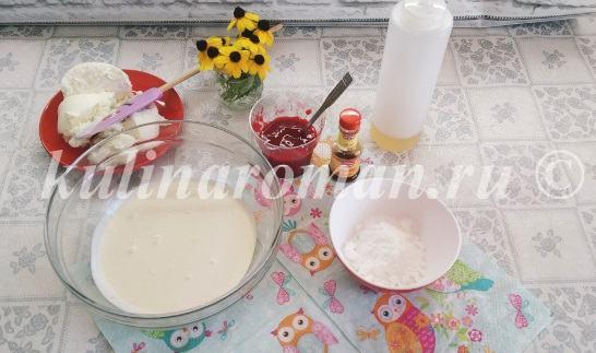 творожный крем рецепт