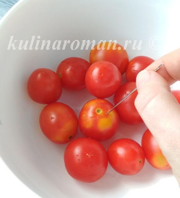 почему помидоры лопаются