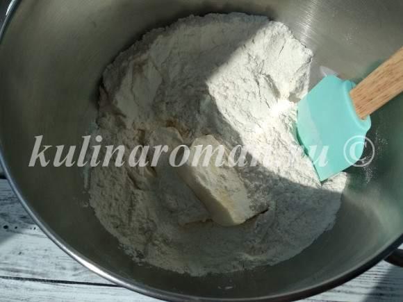песочный пирог рецепт