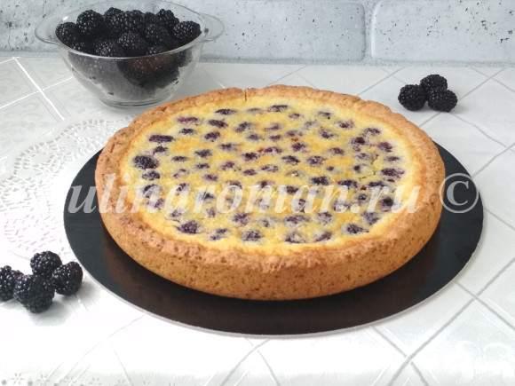 рецепт сметанного пирога