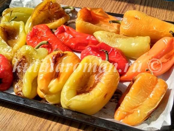 как приготовить вкусно болгарский перец