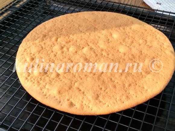 коржики для торта