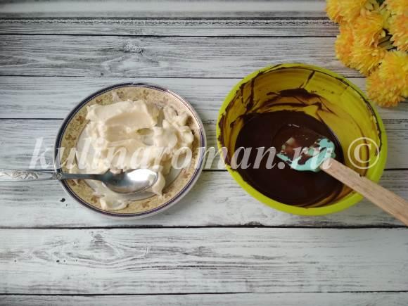 рецепт черного крема