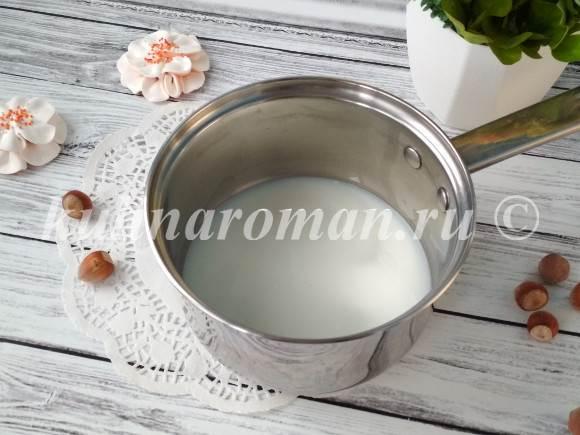 как приготовить крем шарлотт