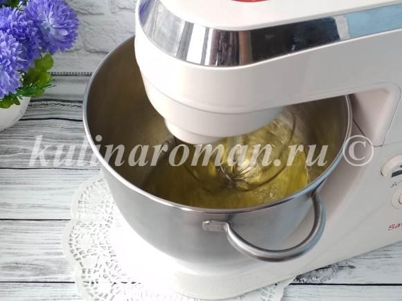 как приготовить классический бисквит