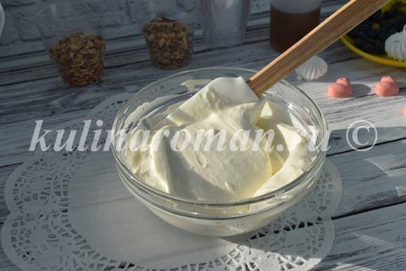 крем чиз на сливках