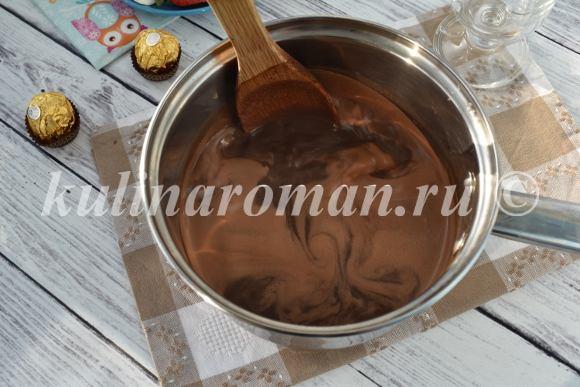 горячий шоколад пошаговый рецепт