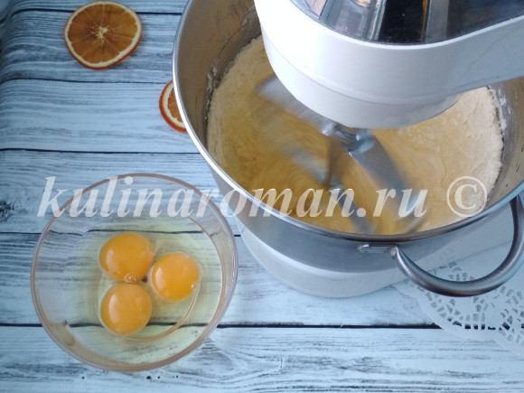 рецепт вкусного кекса