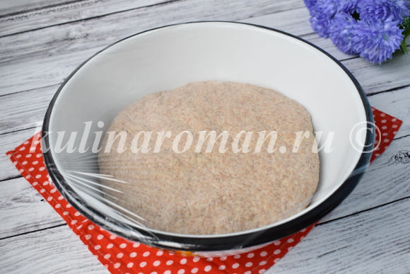 тесто для хлеба рецепт на кефире