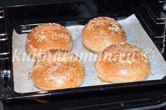 хлеб в духовке рецепт