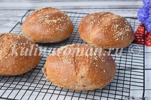 хлеб с отрубями рецепт