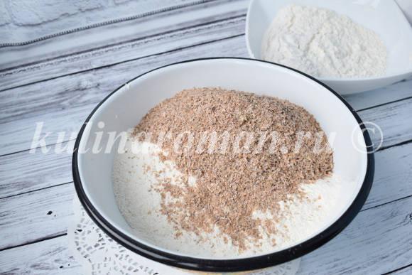 отрубной хлеб рецепт с фото