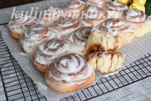 вкусные булочки рецепт