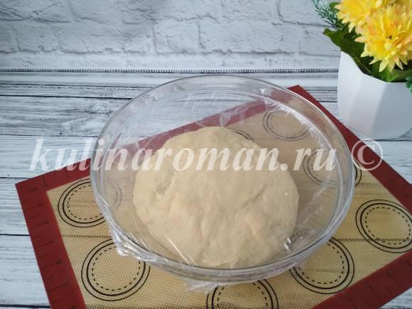 домашние булочки рецепт