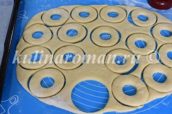 рецепт пончиков фото