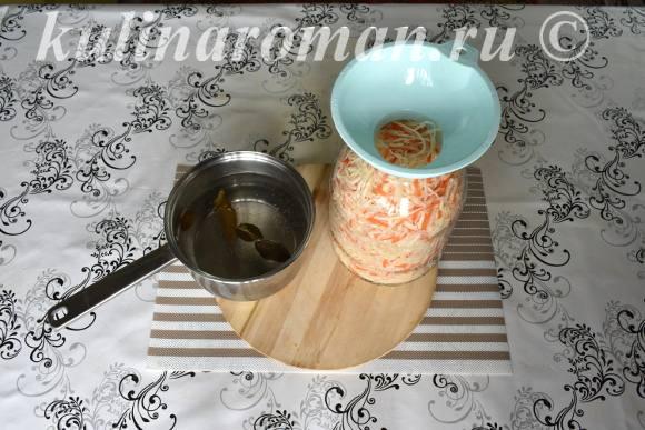 вкусный рецепт капусты провансаль