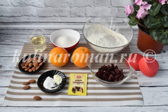 постные кексы рецепт