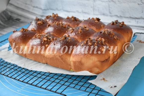 вкусные сдобные булочки рецепт