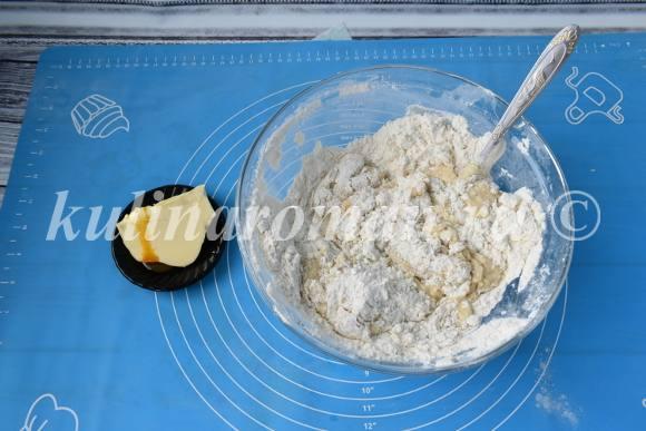 тесто для булочек рецепт
