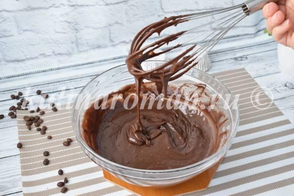 вкусные постные шоколадные маффины