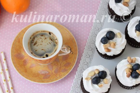кофейные маффины рецепт