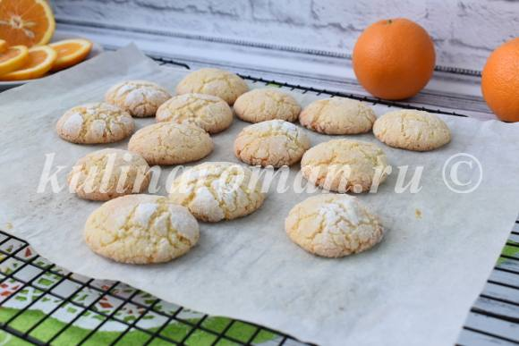 печенье пошаговый рецепт