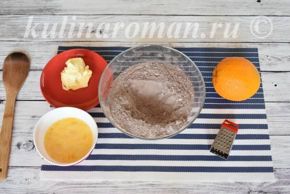 печенье быстрое и простое