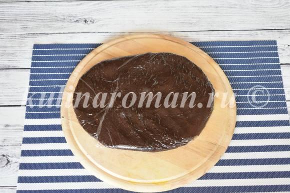 печенье шоколадное рецепт