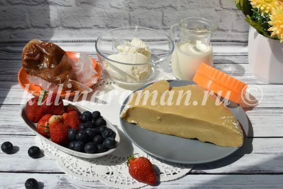 медовые пирожные рецепт