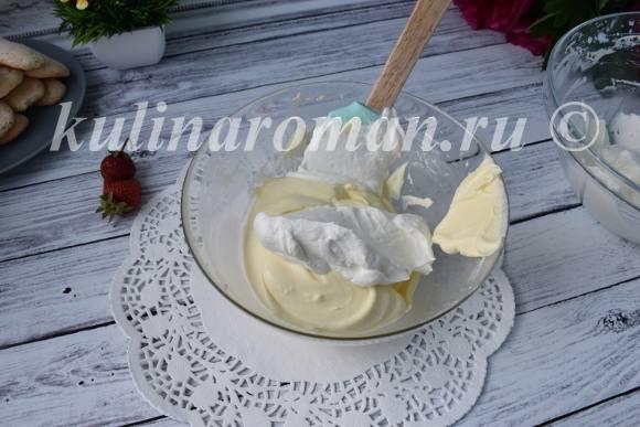 тирамису пошаговый рецепт