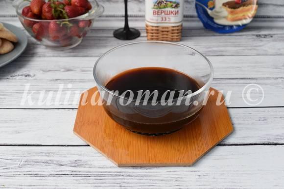 тирамису с кофе