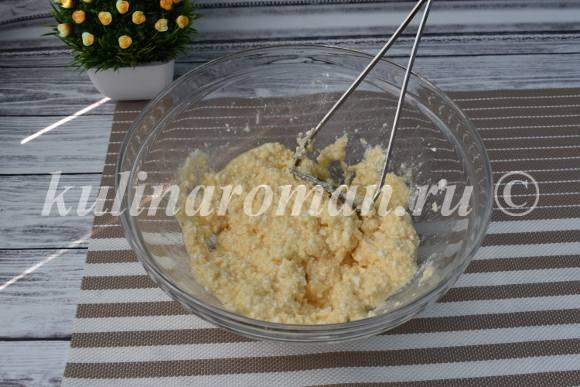 творожные булочки рецепт