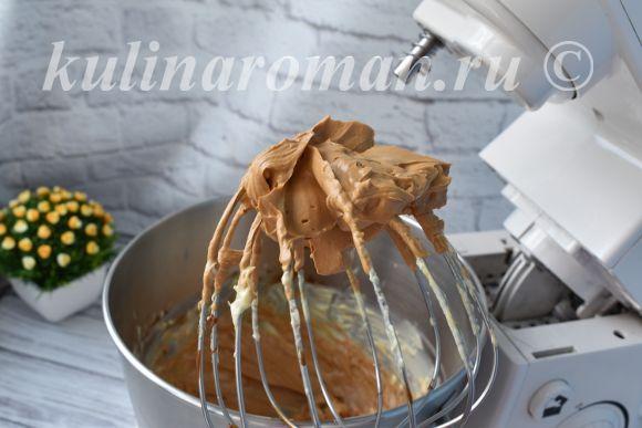 как приготовить масляный крем