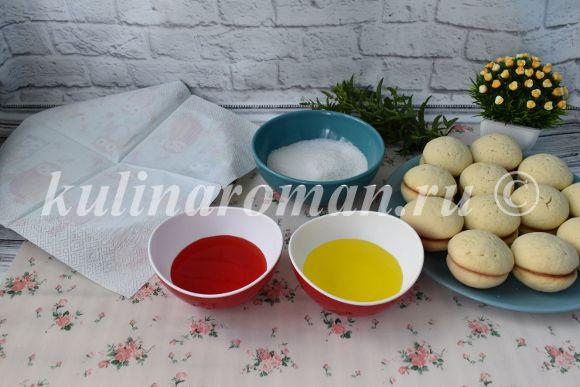 рецепт печенья со сгущёнкой