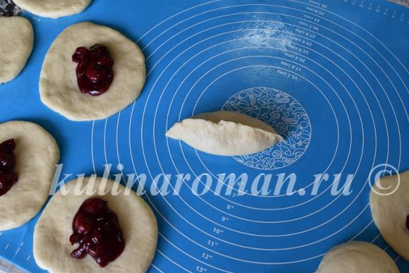 рецепт домашних пирожков