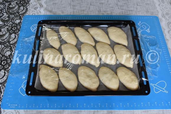 домашние пирожки с начинкой