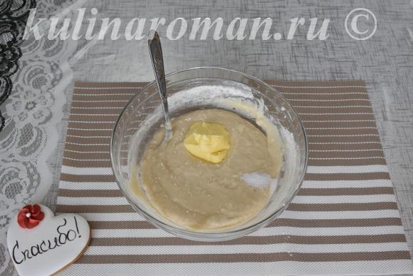тесто водолаз рецепт