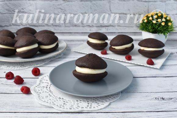 шоколадная выпечка рецепт с фото