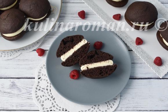 пирожное вупи пай рецепт