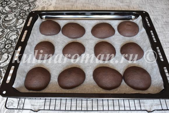 пирожное шоколадное рецепт