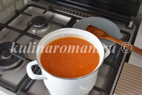 как приготовит суп из индейки