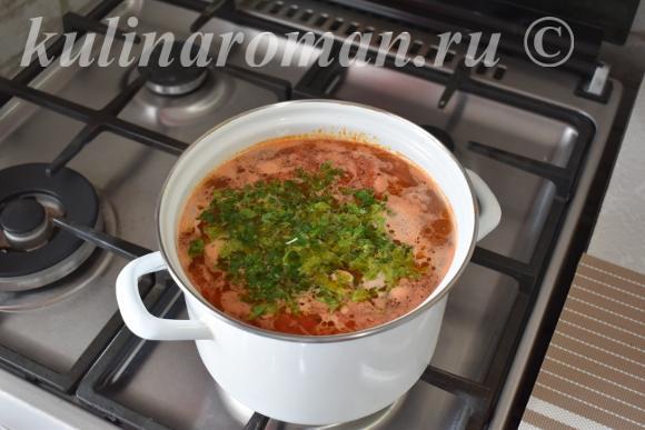 суп рецепты